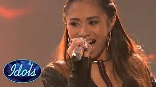 Better Than Adam Lambert?! 16 Year Old Jessica Sanchez Smashes Bohemian Rhapsody On American Idol!