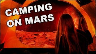 How To Go Camping On Mars With A Potion