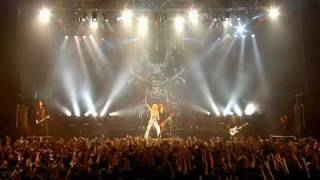 Arch Enemy - We Will Rise + Fields Of Desolation (Live Tyrants of the Rising Sun)