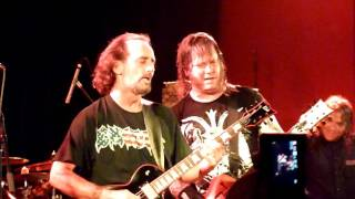 "Exodus - ""War Is My Shepherd"" w/ Rick Hunolt & Kragen Lum - Live 07-08-2017 - San Francisco, CA"