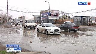 Краснодар ждет большой дорожный ремонт