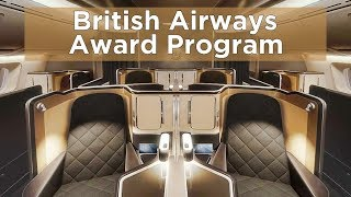 How To Fly FIRST CLASS for $226 + Miles | British Airways Executive Club Full Guide