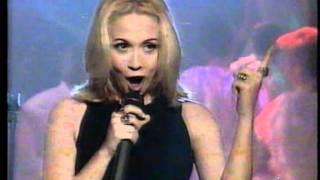 """AMÉN - Noche Espectacular (Etb) 1993 - Marta Sánchez - Álbum """"Mujer"""""""