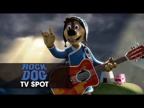 Rock Dog (TV Spot 'Snow Mountain')