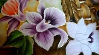 vídeo aula orquídea