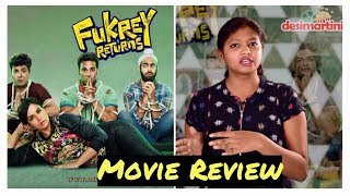 Fukrey Returns | Movie Review |
