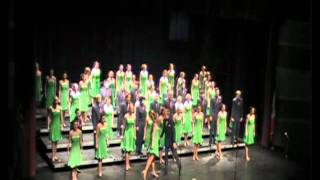Anthony Callea's For Always (Per Sempre) performed by West Branch Show Choir