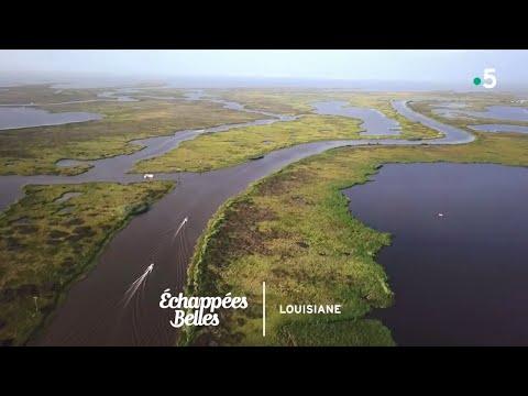 Au rythme de la Louisiane - Échappées belles