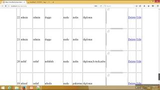 Checkbox Values edit and update from mysql database in PHP Tutorial-106(Hindi/Urdu)
