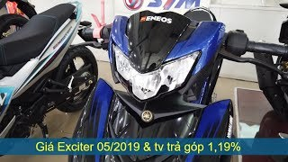 Ask price Exciter May 2016 & installment advice | Mekong today