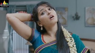 Anushka and Prabas Best Scenes Back to Back  Telugu Latest Scenes