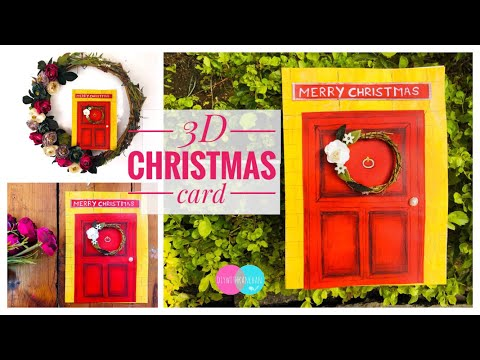Christmas Greeting Card Making