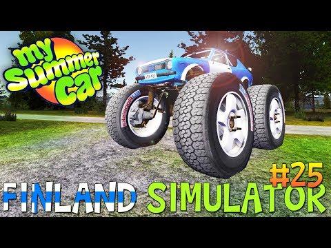 My Summer Car - DRAG MONSTER - SpeirsTheAmazingHD - Video - 4Gswap org