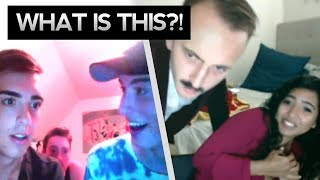Pretending My Girlfriend is My Daughter on Omegle