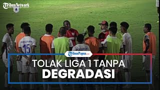 "Persipura Tolak Keras Rencana Liga 1 Tanpa Degradasi: Peluang ""Jual-Beli Pertandingan"" Melebar"