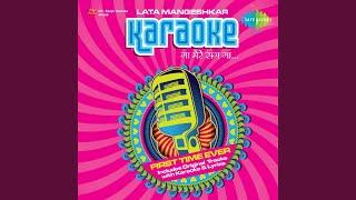 Milti Hai Zindagi Mein Karaoke - YouTube