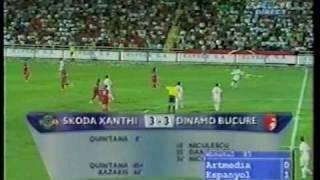 SKODA XANTHI - DINAMO BUCHAREST 3-4 (2006/07 UEFA CUP)