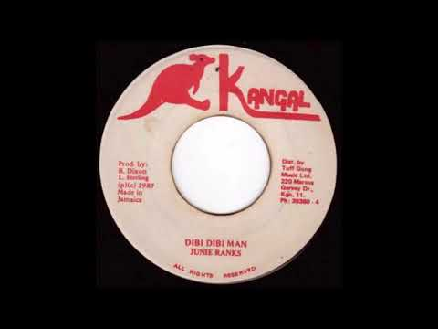 Junie Ranks €Ž- Dibi Dibi Man (1987)
