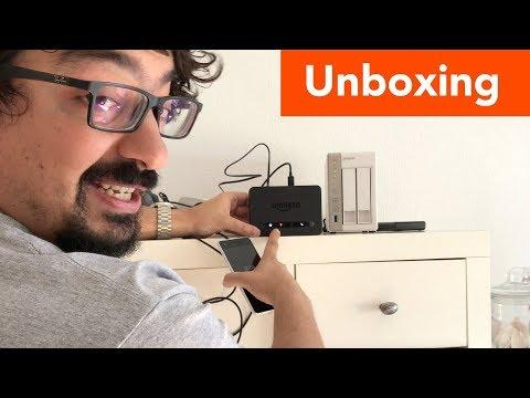 Amazon Echo Connect Unboxing Installation und Kurztest