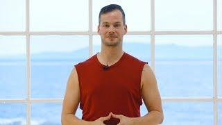 34 Pilates Mat Exercises with Benjamin Degenhardt
