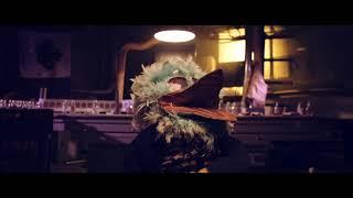 Campagne d'affichage Cabaret Aleatoire - Puppet.