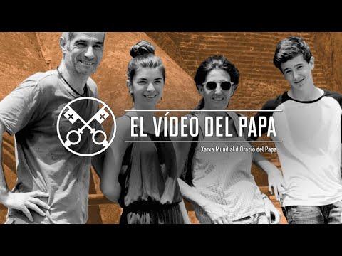 El vídeo del papa - La família ha de ser protegida