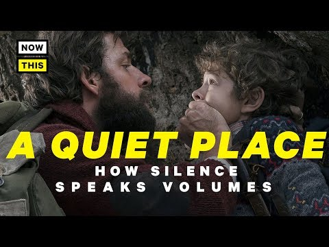 A Quiet Place: How Silence Speaks Volumes | NowThis Nerd