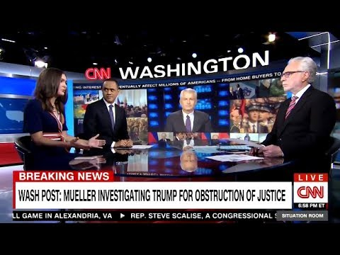 BREAKING NEWS - TRUMP Under Investigation For Obstruction Of Justice
