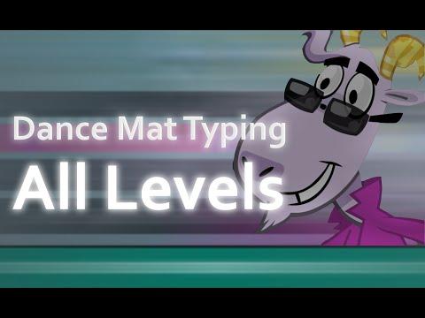 Dance Mat Typing All Levels