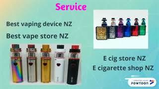 Searching Best NZ Vape Shop