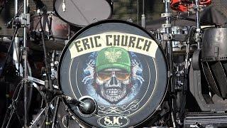 Eric Church - Knives Of New Orleans - Mr. Misunderstood - Lyrics