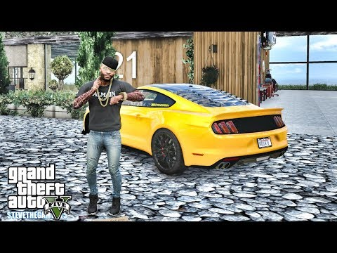 GTA 5 REAL LIFE MOD #631 - THE K