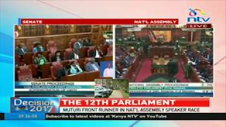 LIVE: MPs take oath of office