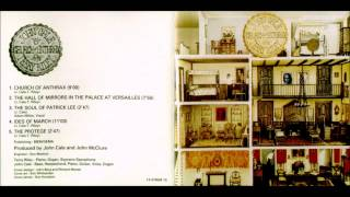 John Cale & Terry Riley - The Hall of Mirros Palace at Versailles (1971) HQ