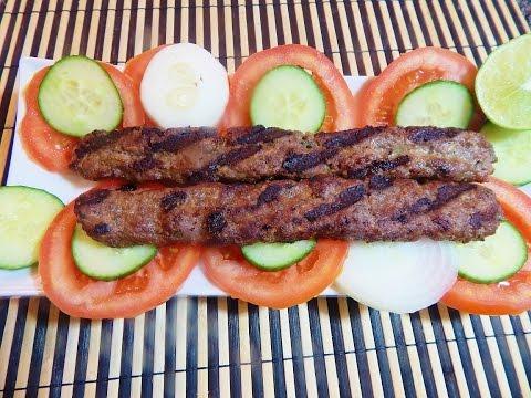 Adana Kebab – Popular Turkish kebab