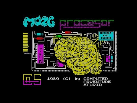 Mózgprocesor - ZX Spectrum