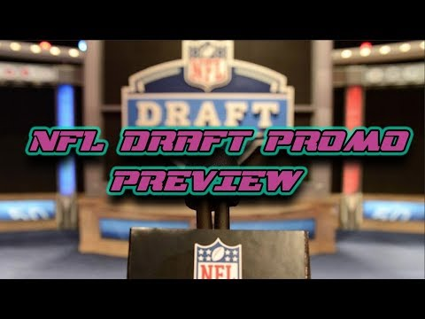NFL DRAFT PROMO PREVIEW   MADDEN 18 ULTIMATE TEAM