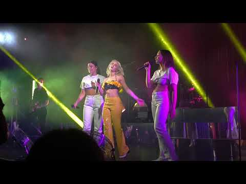 Zara Larsson - All The Time (new Single) - Live In London