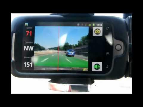 Video of Drivea - Driving Assistant App