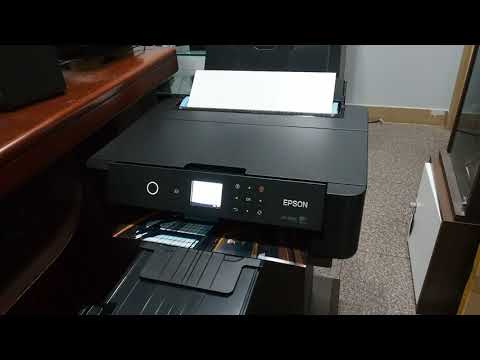 Обзор Epson Expression Photo HD XP-15000