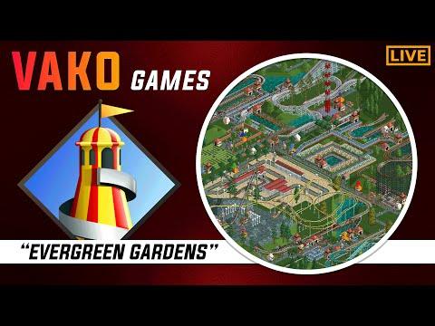 Evergreen Gardens!\