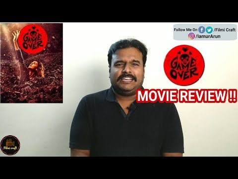 Game Over Review by Filmi craft | Taapsee Pannu | Ashwin Saravanan