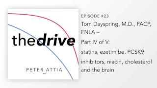 #23–Tom Dayspring Part IV of V: statins, Zetia, PCSK9 inhibitors, niacin, cholesterol & the brain