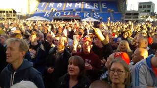 the farm - all together now - tranmere rovers wirral live 2017