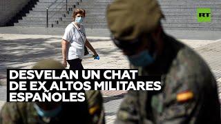 MILITARES FASCISTA ESPAÑOLES PRETENDEN DAR GOLPE DE ESTADO Y COMETER GENOCIDIO