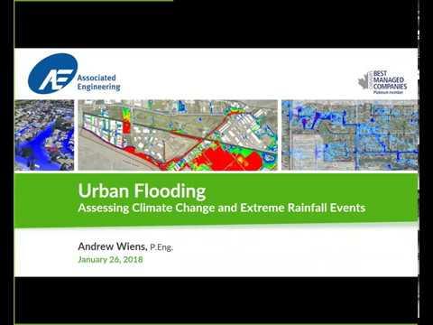 ICLR Friday Forum: Urban Rainfall: