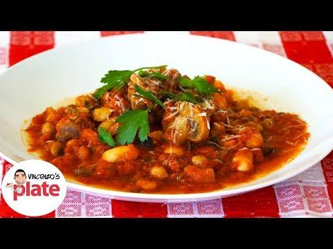 VEAL OSSOBUCO RECIPE | Veal Soup Recipe (Comfort Food) | Italian Food Recipes