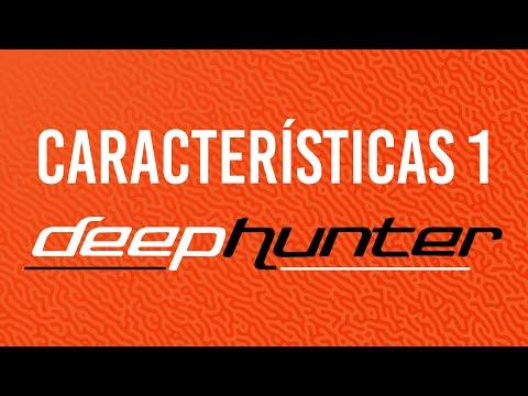 Detector de Metales DeepHunter 3D