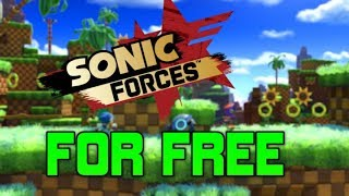 SONIC FORCES ▶FOR FREE | CPY | CRACKED◀