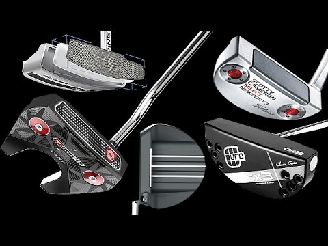 Golf's 2017 Best & New PUTTERS